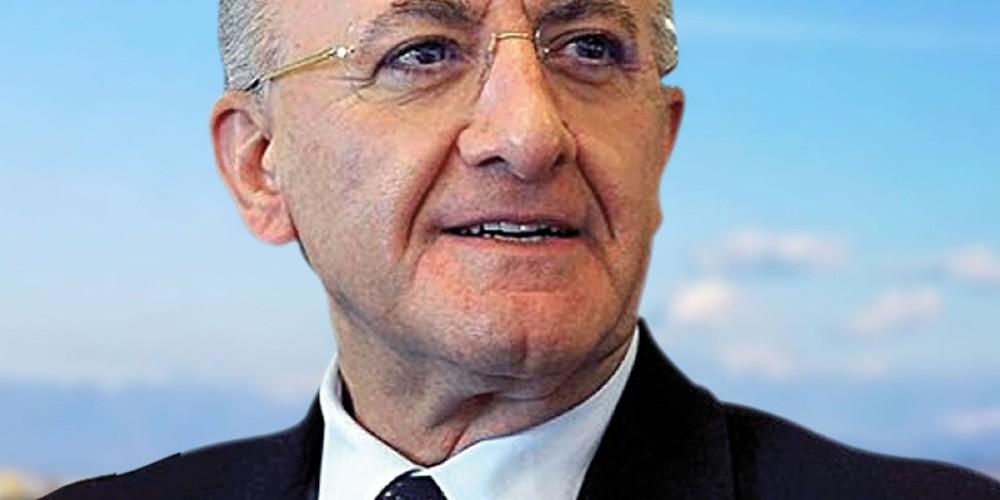 Vincenzo De Luca – Elezioni Regionali 2015