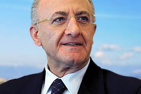 Vincenzo De Luca – Regional Elections 2015