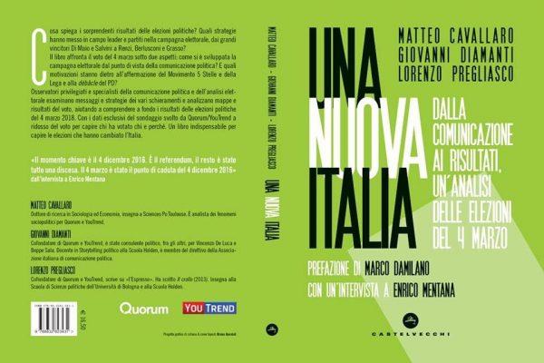 «Una Nuova Italia», l'instant book di Quorum/YouTrend sulle elezioni del 4 marzo 2018